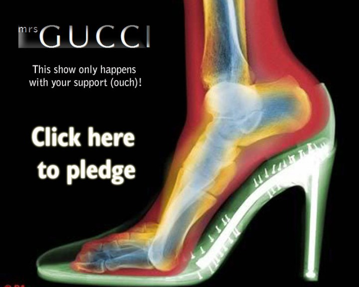 The Mrs Gucci Site